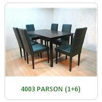 4003 PARSON (1+6)